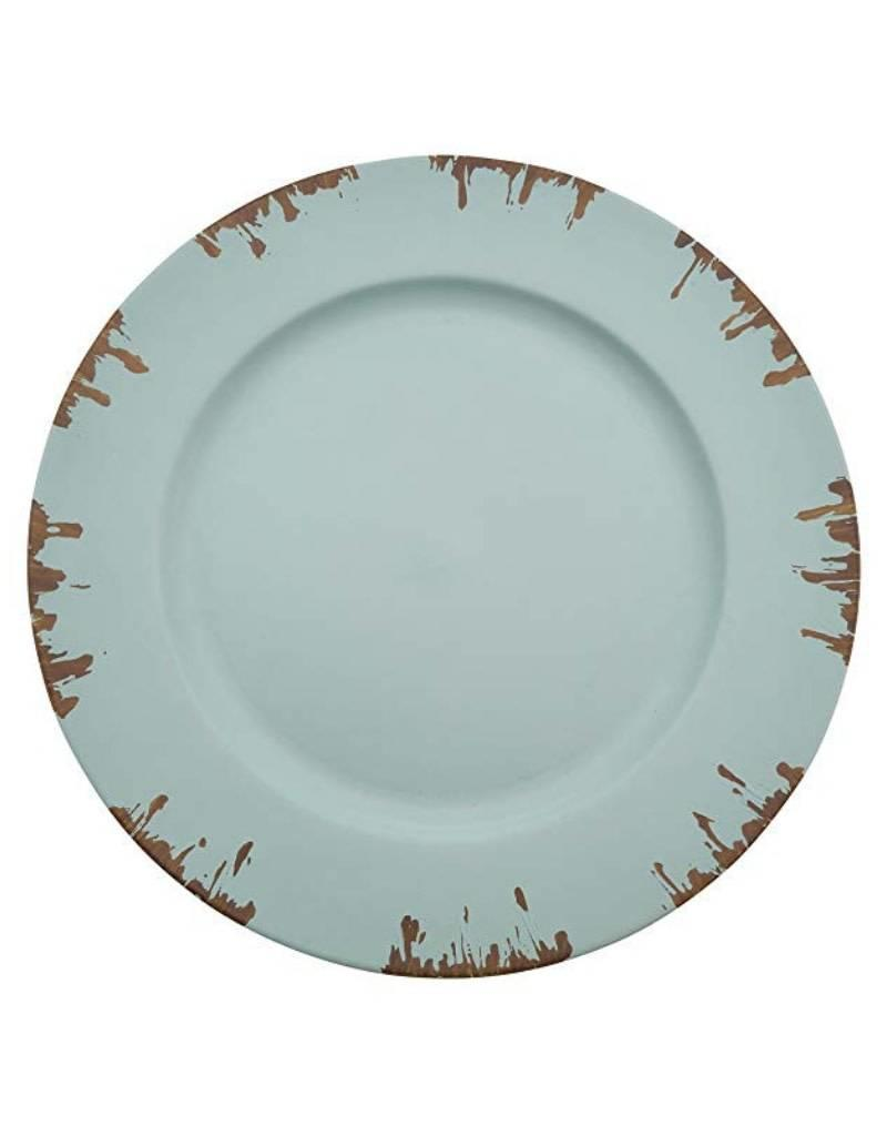 Charger Plate (Blue)