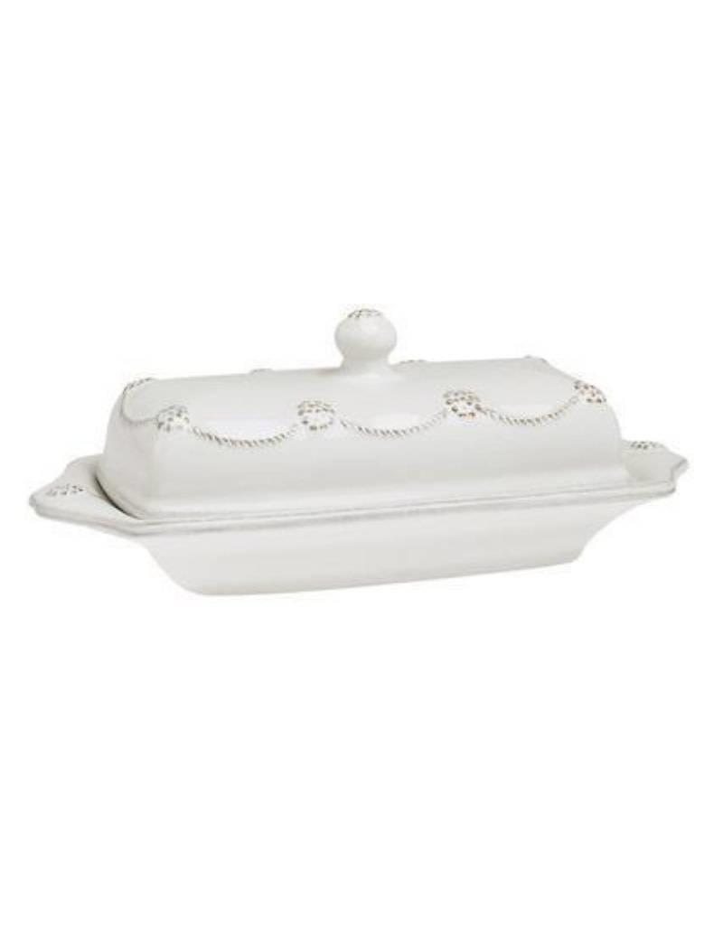 Juliska B&T Butter Dish (White)