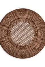 Rattan Dinner Charger