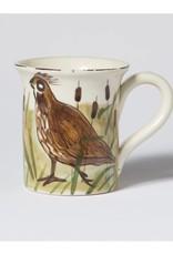 Vietri Wildlife Mug (Quail)