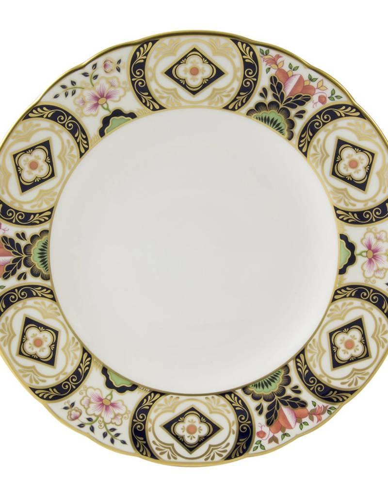 Royal Crown Derby Chelsea Garden Salad Plate