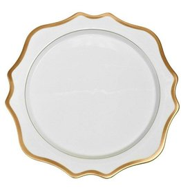 Anna Weatherley Antique White/Gold Dinner