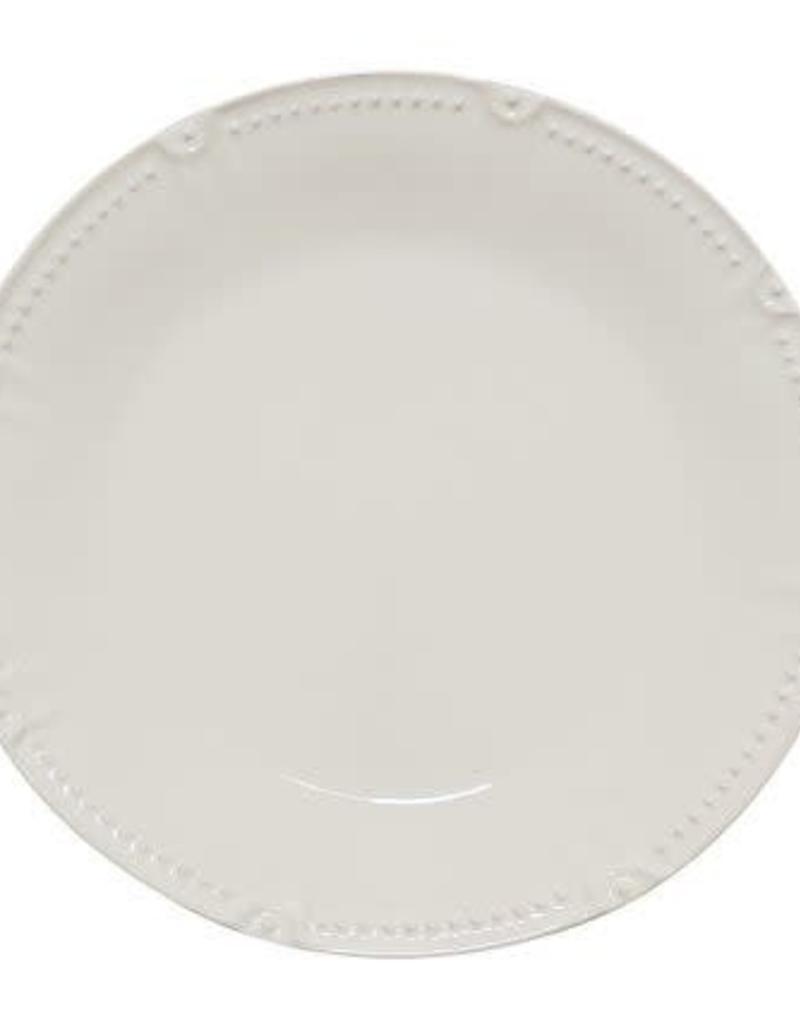 Skyros Isabella Round Dinner (Ivory)