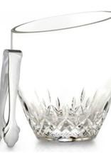 Waterford Lismore Essence Ice Bucket & Tongs