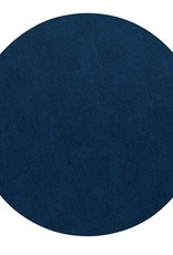Navy Round Mat Set of 6