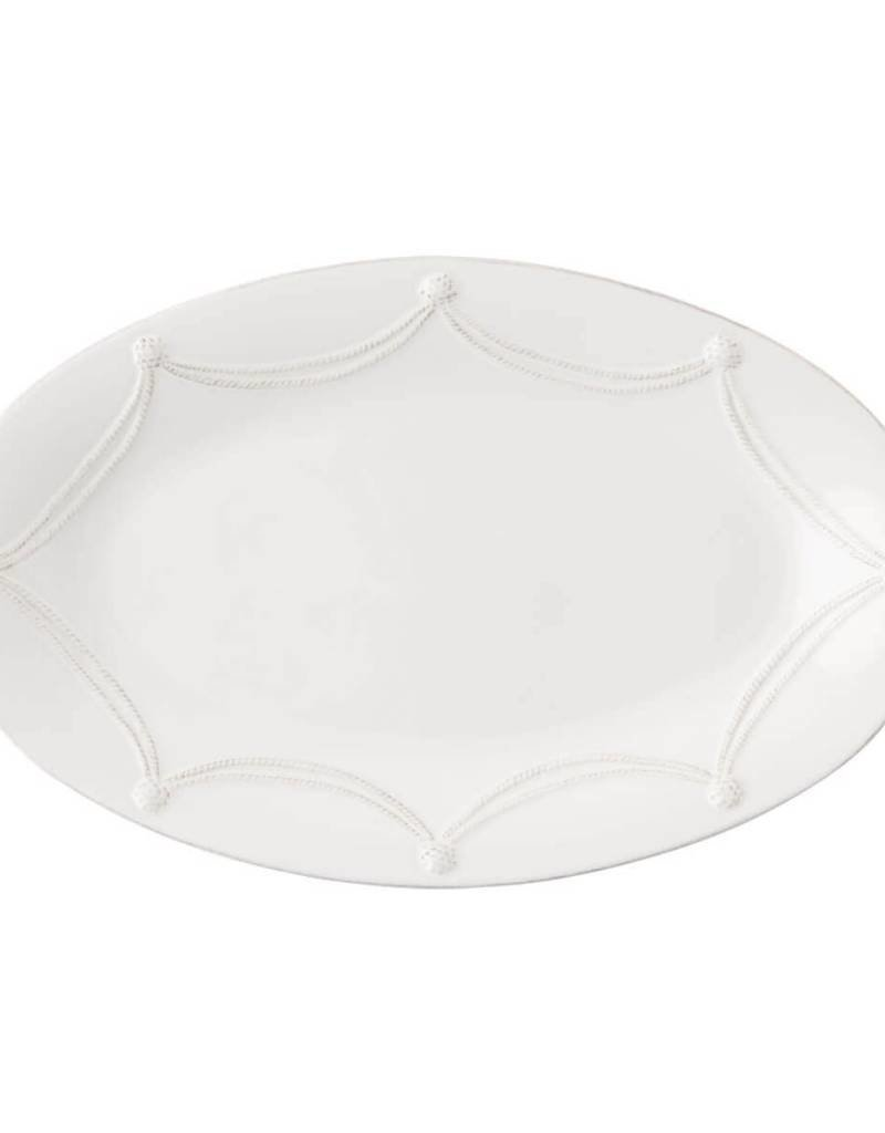 Juliska Berry & Thread Large Oval Platter