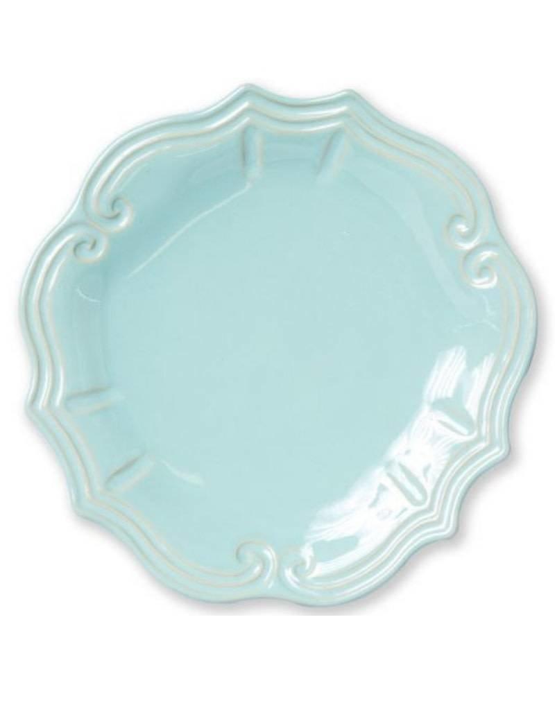 Vietri - Incanto Stone Aqua Dinner Plate