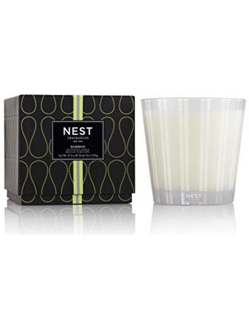 Nest 4-Wick Bamboo Luxury Candle (47.3 oz)