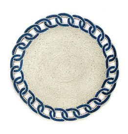 Mackenzie Childs Nautical Link Placemat