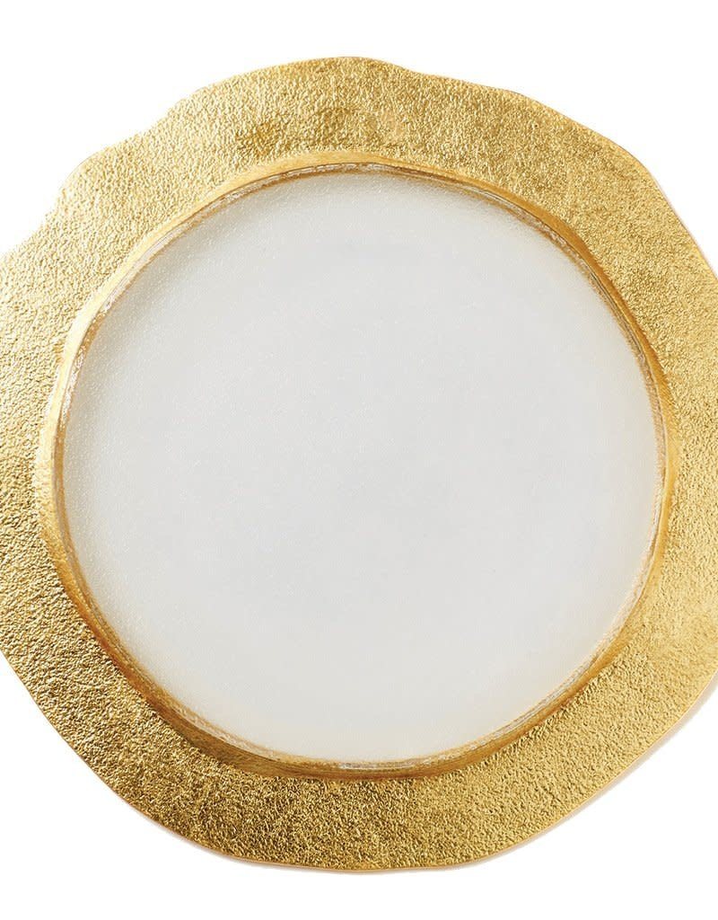 Vietri Rufolo Organic Charger Plate