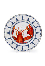 Golden Rabbit-  Dinner Plate (Lobster)