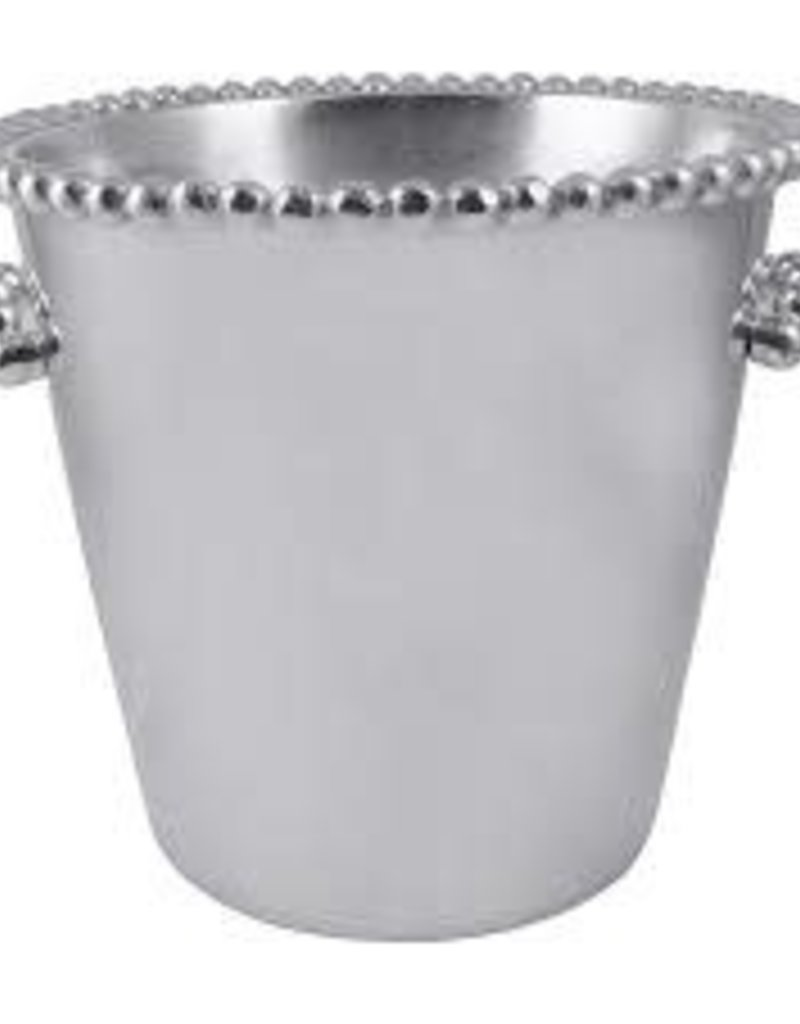 Mariposa - Pearled Individual Ice Bucket