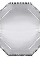 Mariposa - Pearled Octagonal Tray