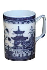 LACEY HANSEN - Mottahedeh Blue Canton Mug