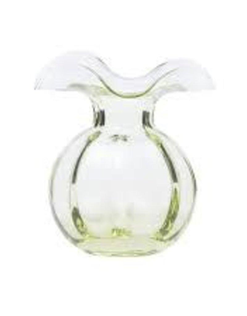 Vietri- Hibiscus Green Bud Vase