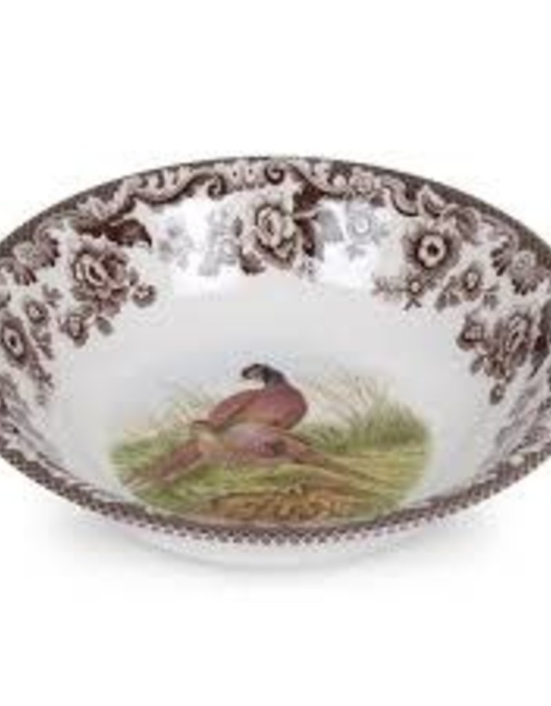 Mary Beth Finch Spode Woodland Cereal