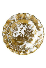 Royal Crown Derby - Gold Aves Accent Salad Plate