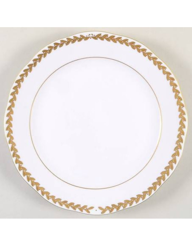 Herend  Golden Laurel Dinner Plate
