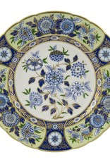 Royal Crown Derby Midori Meadow Accent Plate