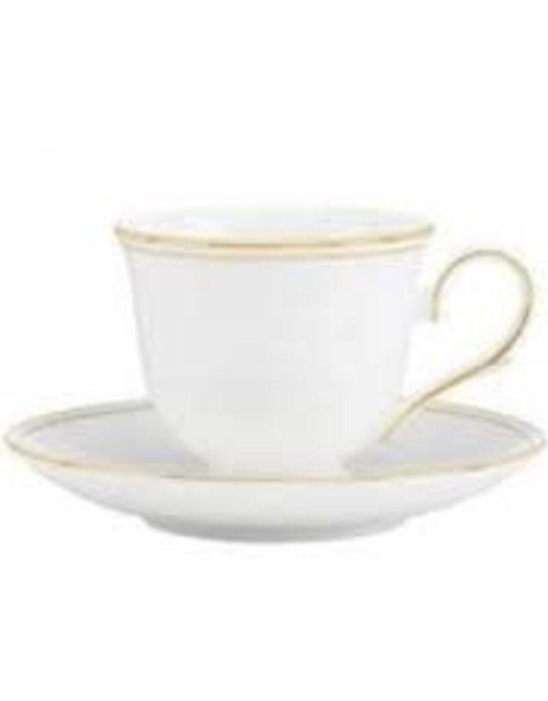 RCD Chelsea Duet Gilded Teacup & Saucer