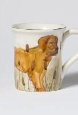 Vietri Wildlife Mug (Golden Retreiver)