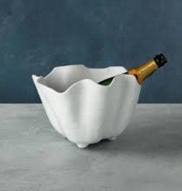 Beatriz Ball Melamine Ice Bucket white