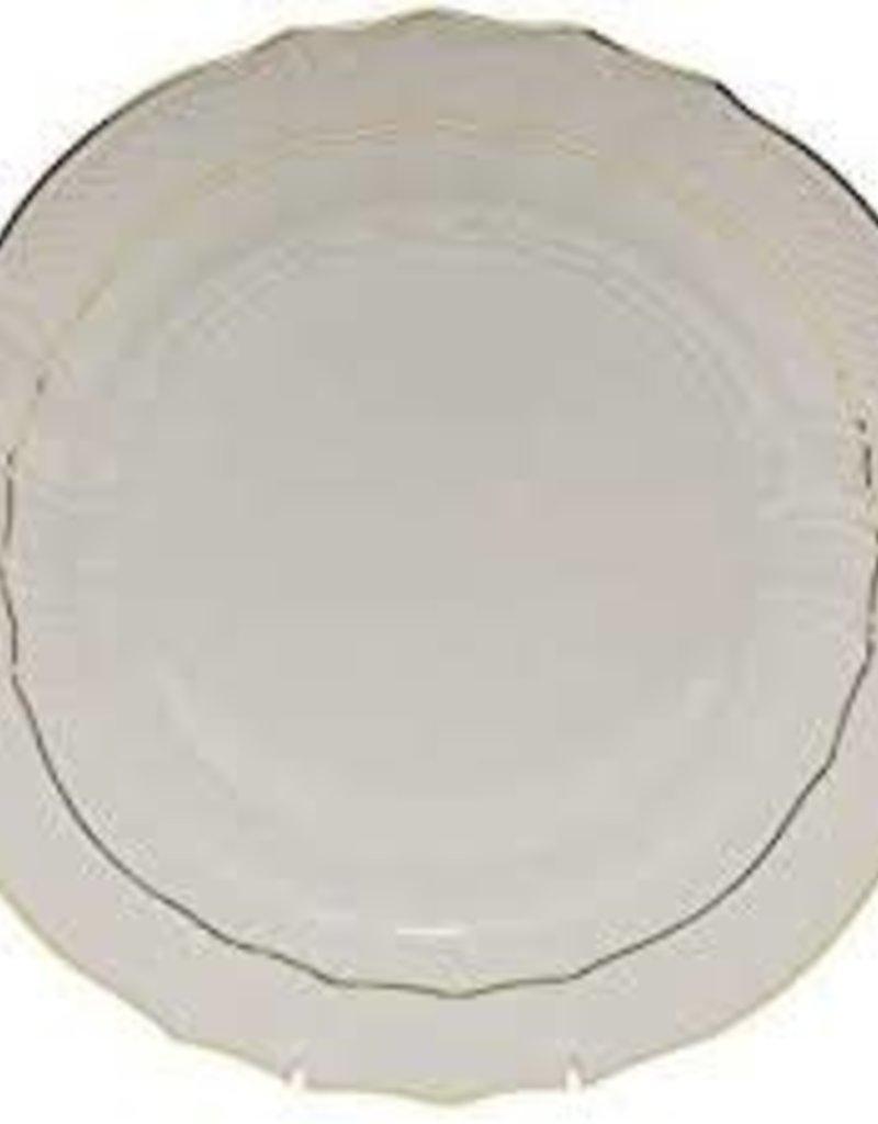Herend - Golden Edge Dinner Plate