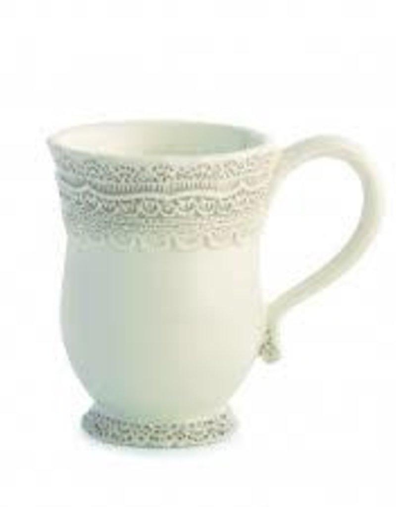 Arte Italica Finezza Cream Mug