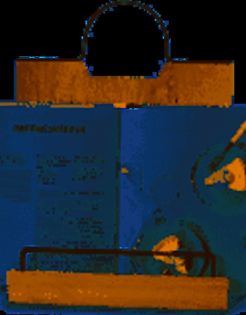 Mudpie -Rustic Cookbook Holder