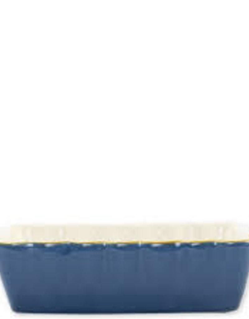 Vietri-  Blue Small Rect Baker