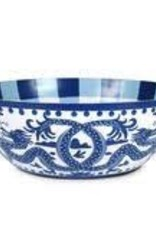 Jaye's Studio - Blue and White Milly Lilly Bowl Small