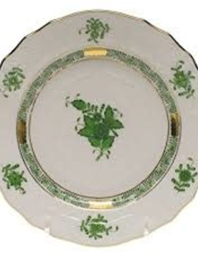 Herend Chinese Bouquet B&B Green