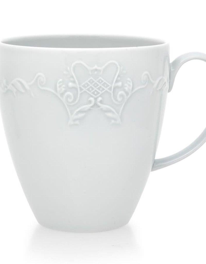 Anna Weatherly White Simply Anna Mug