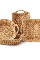 Two's Company - LARGE Woven Tray