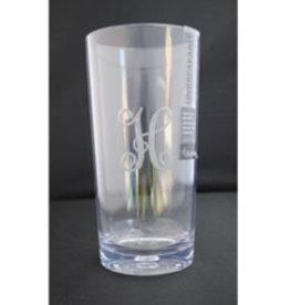 "Tiger Lily - ""kBc"" (set of 4) Highball Glasses"