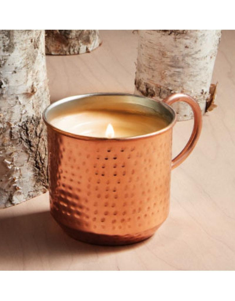 Simmered Cider Mug Poured Candle