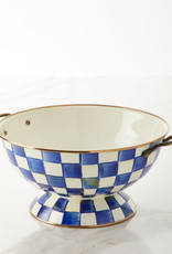 Mackenzie Childs Royal Check Everything Bowl