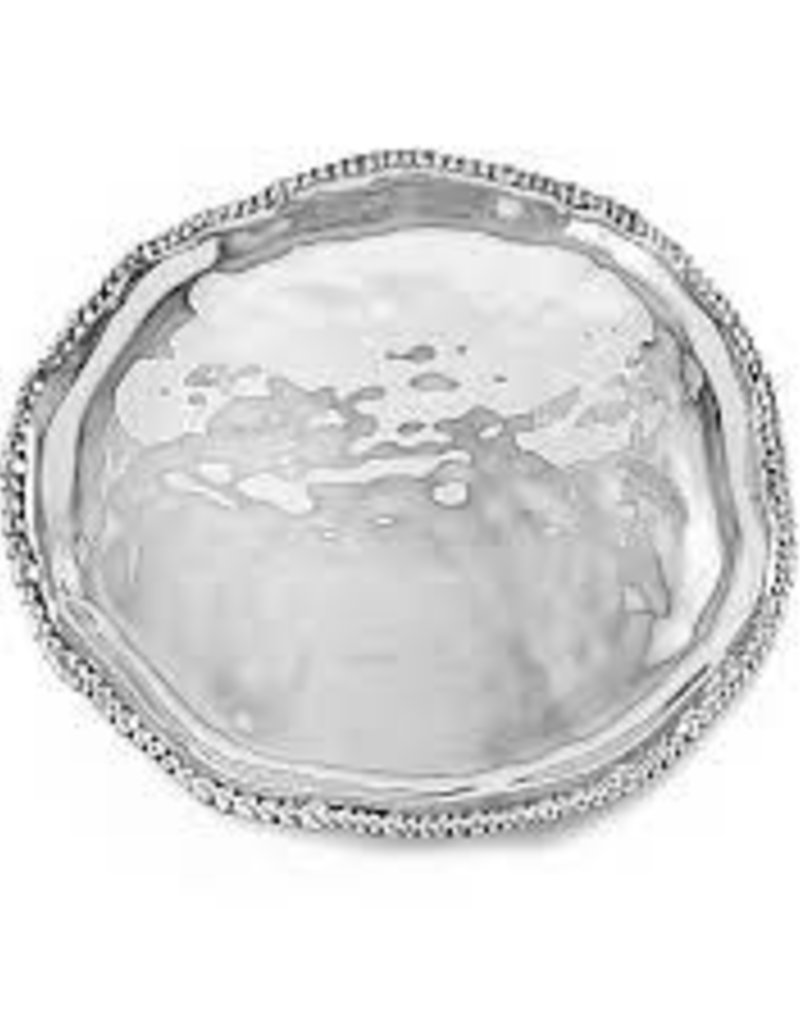 Beatriz Ball- Organic Pearl Nova Triangle Platter (Large)