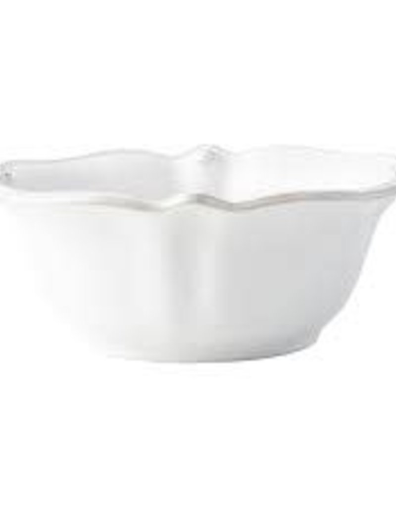 Juliska- Cereal/Ice Cream Bowl Berry & Thread Whitewash