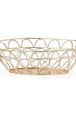 Lenox- Kate Spade Arch Bread Basket