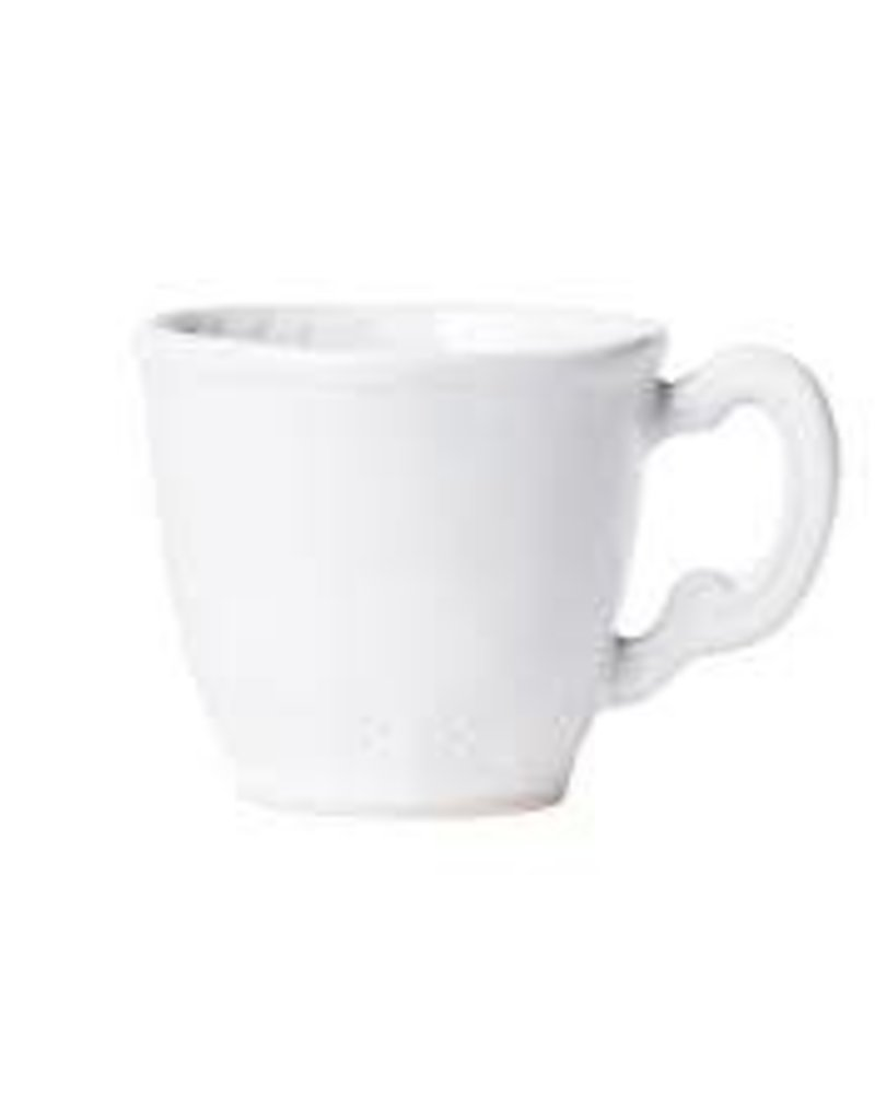 Vietri - Incanto Stone White Lace Mug