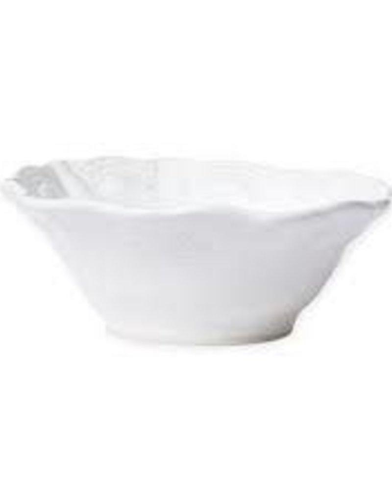 Vietri - Incanto Stone White Lace Cereal Bowl