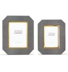 Two's Company - Grey Stingray Photo Frame 5x7