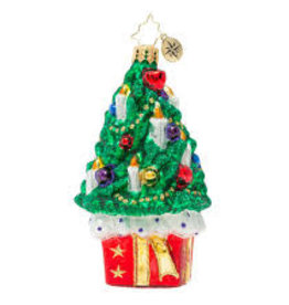 Christopher Radko- Christmas Tree Gift