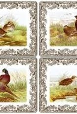 Spode- Woodland Placemats Set/4