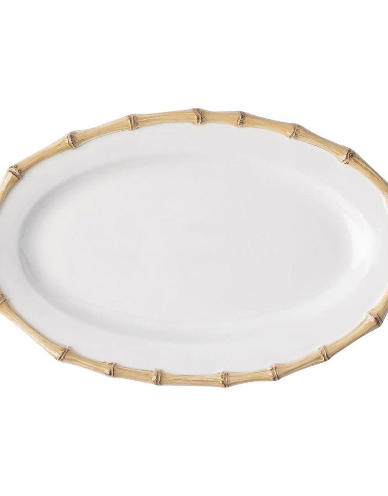 """Juliska Classic Bamboo 16"""" Platter"""