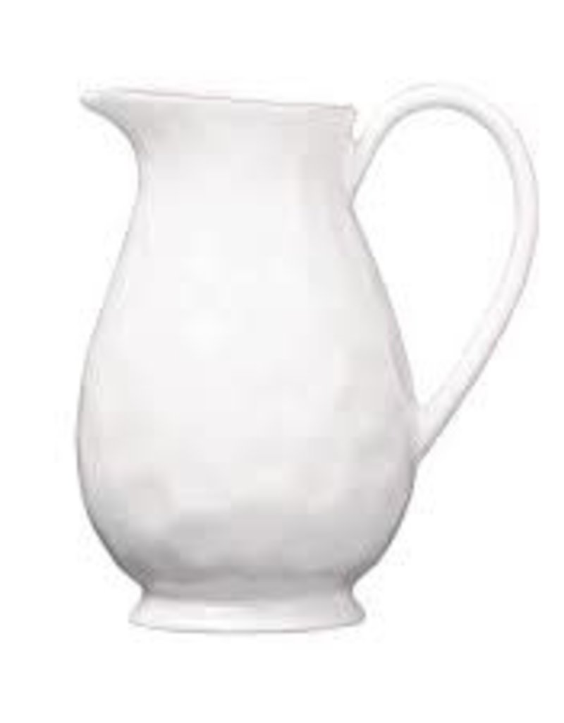 Skyros-  Cantaria Pitcher (White)