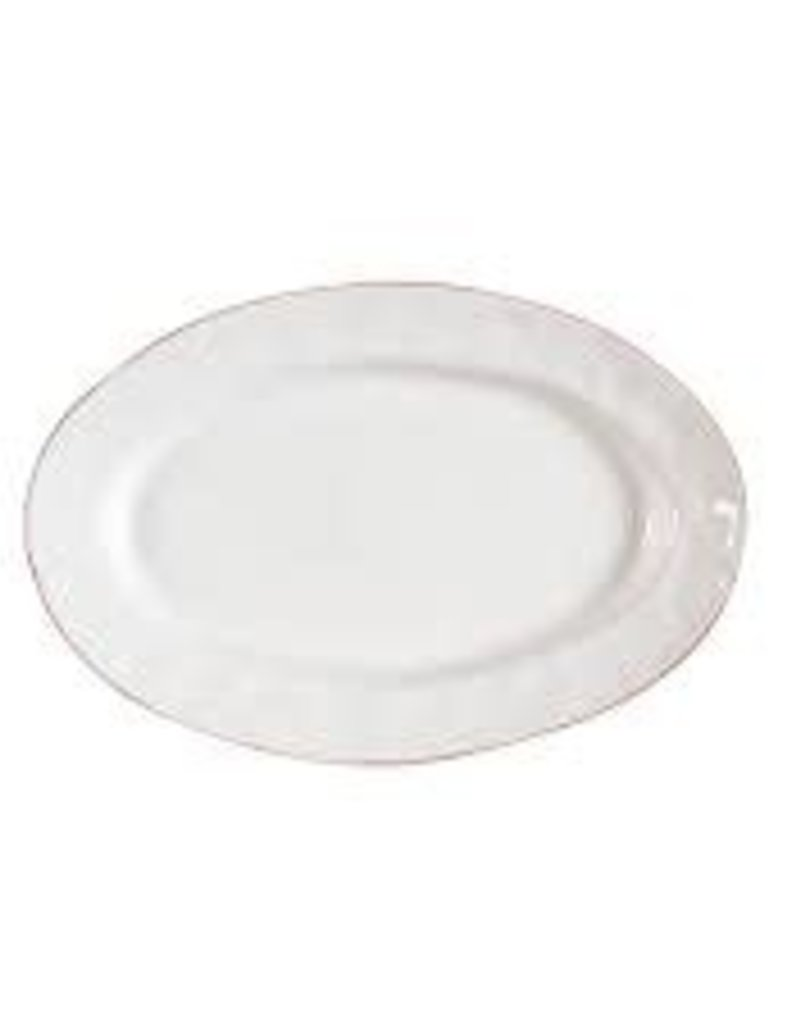 Skyros-  Cantaria Small Platter (White)