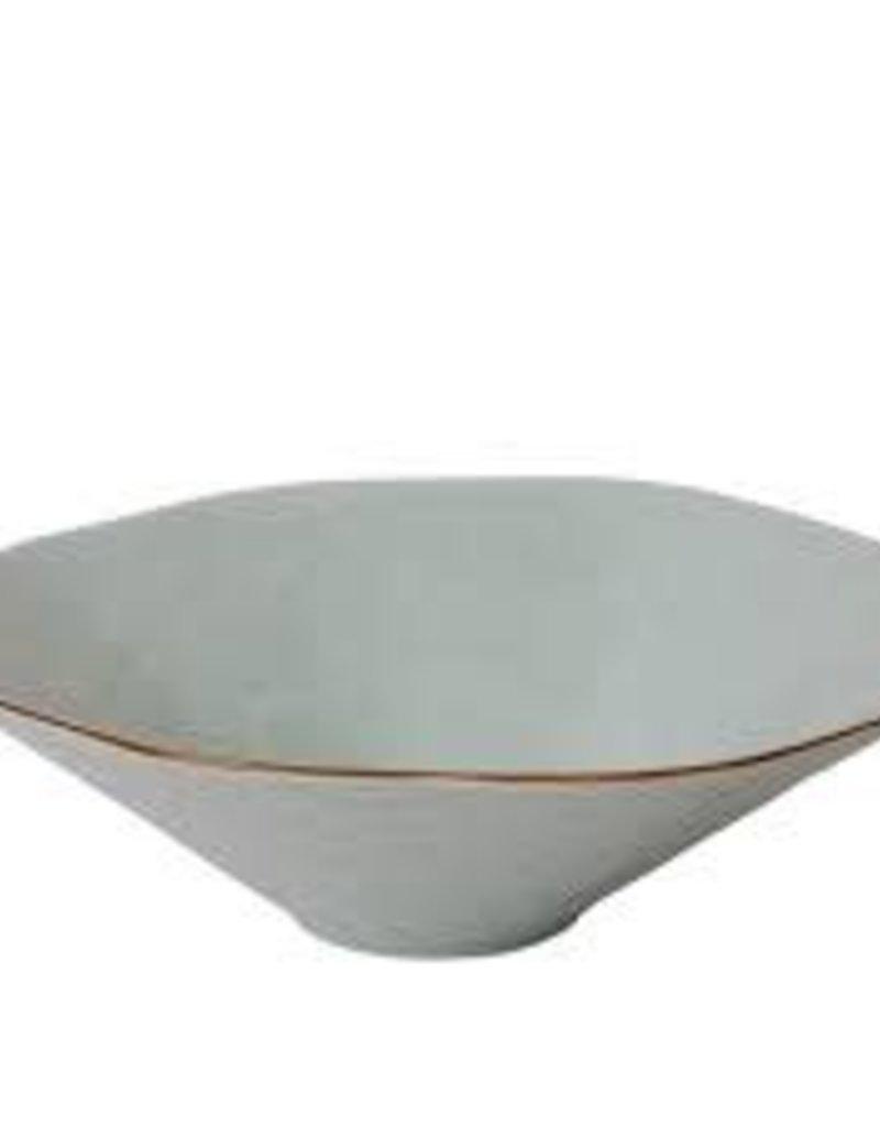 Skyros-Cantaria Centerpiece Bowl (Sheer Blue)