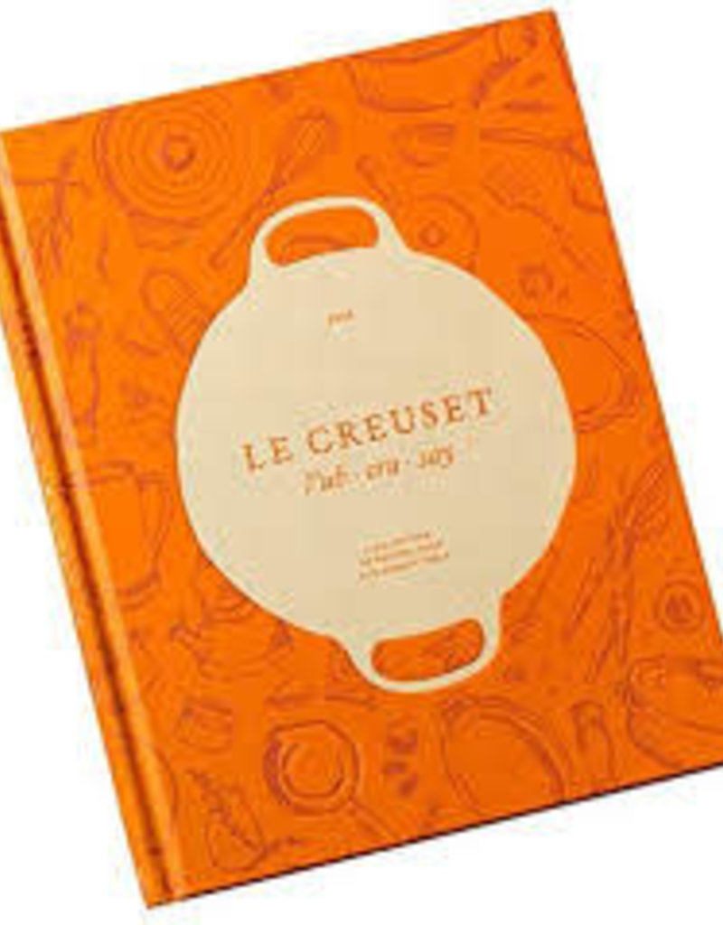 Le Creuset-Book Le Creuset: A Collection Of Recipes From Our French Table